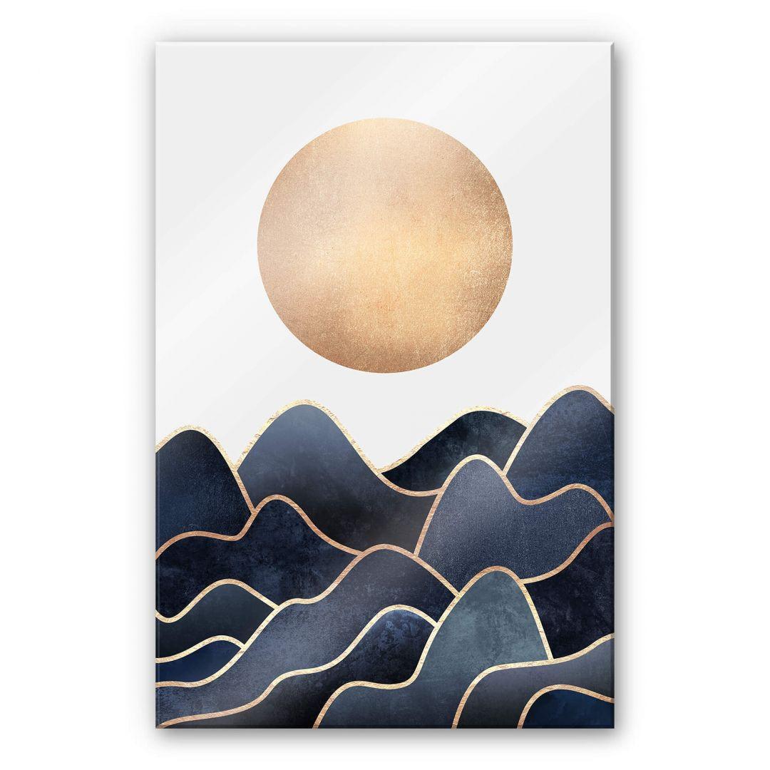 Acrylglasbild Fredriksson - Wellen - WA251719