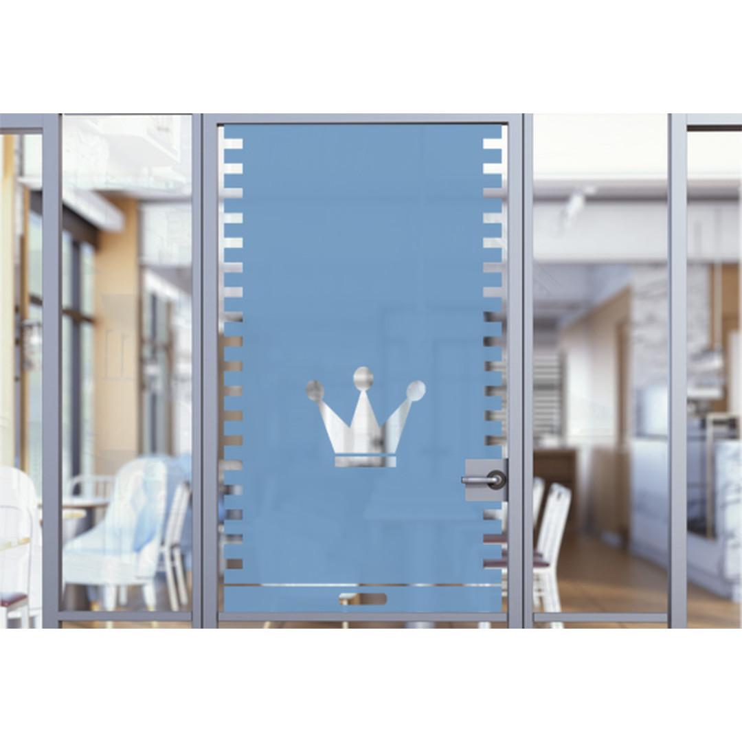 Glasdekor Krönchen Rollo - CG10352