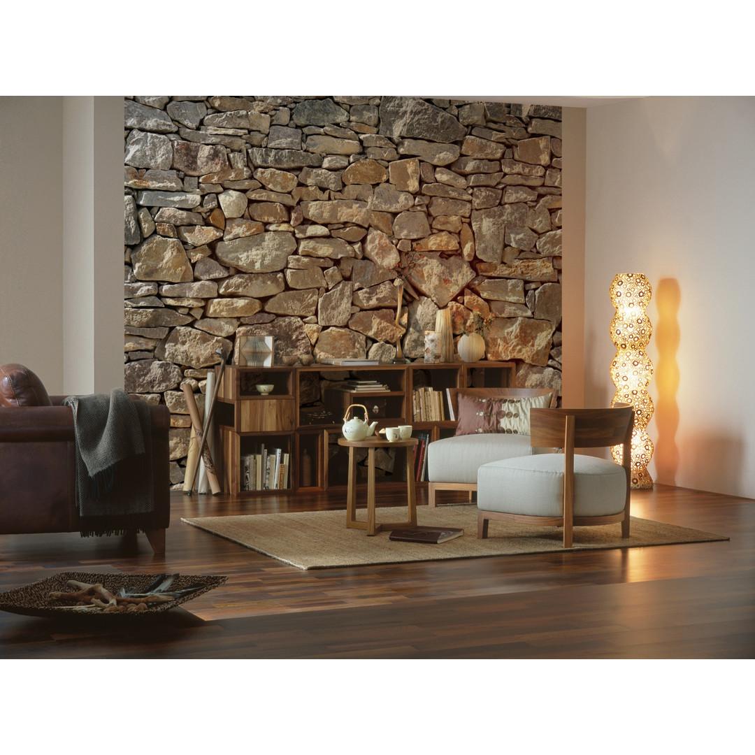 Vliestapete Stone Wall - KOXXL4-727
