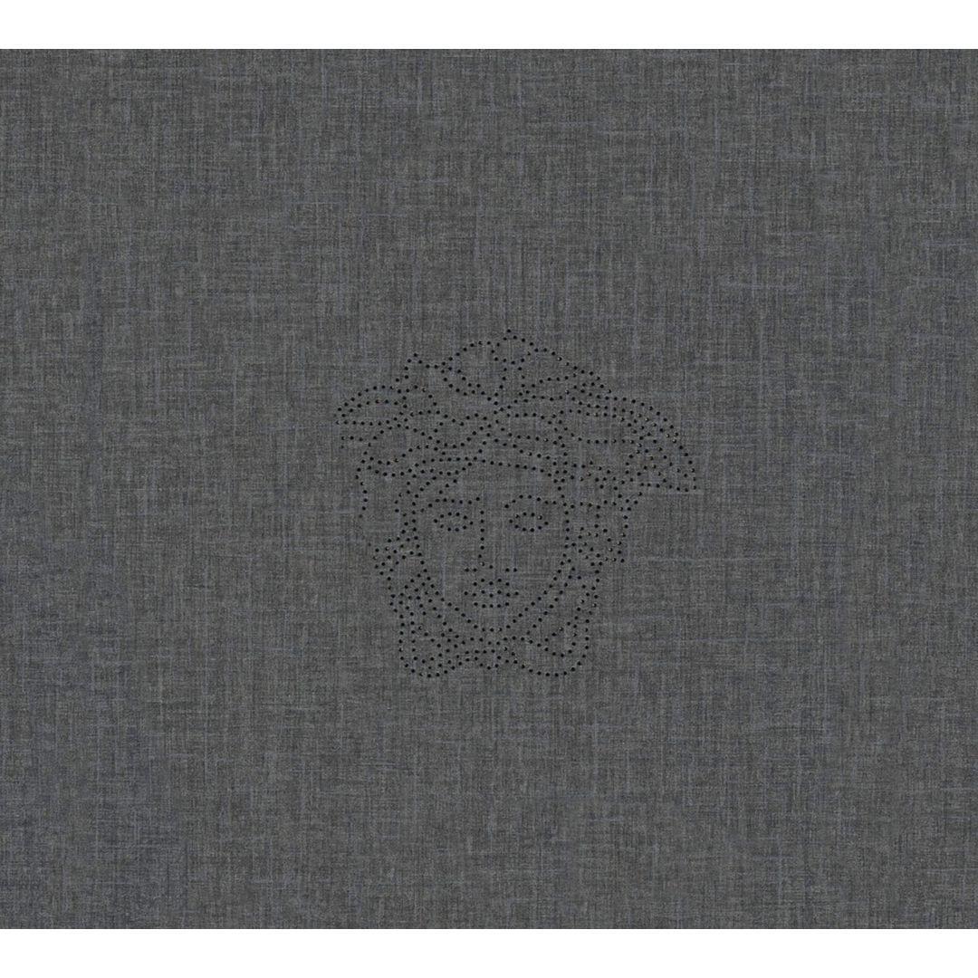 Versace wallpaper Designpanel Medusa creme, metallic - WA229092