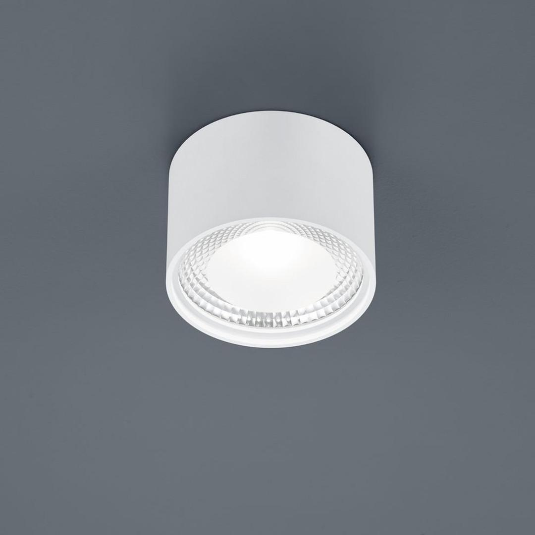 LED Aufbaustrahler Kari in Weiss-matt 12W 1030lm - CL119901