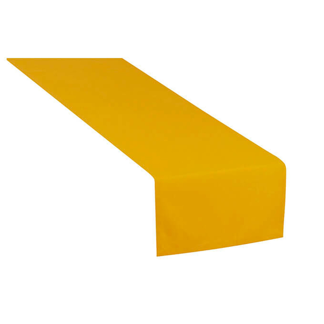 Tom Tailor Tischläufer T-Dove Basic gelb - WA23867