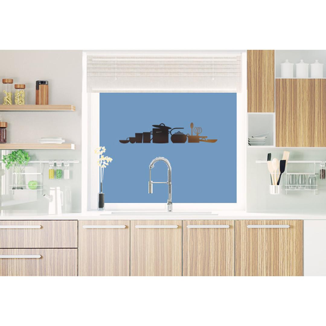 Sichtschutz Küchenchaos - CG10479