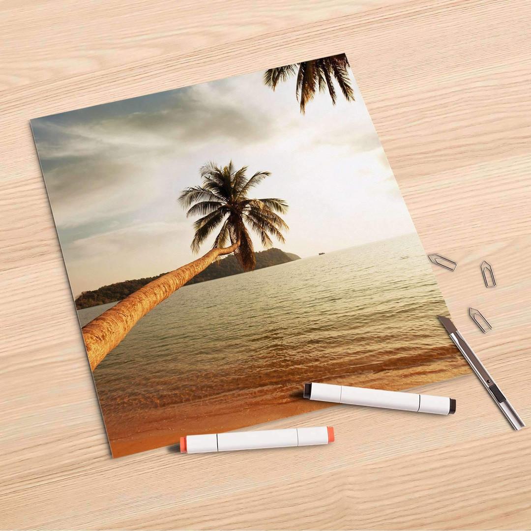 Folienbogen (30x30cm) - Paradise - CR106901