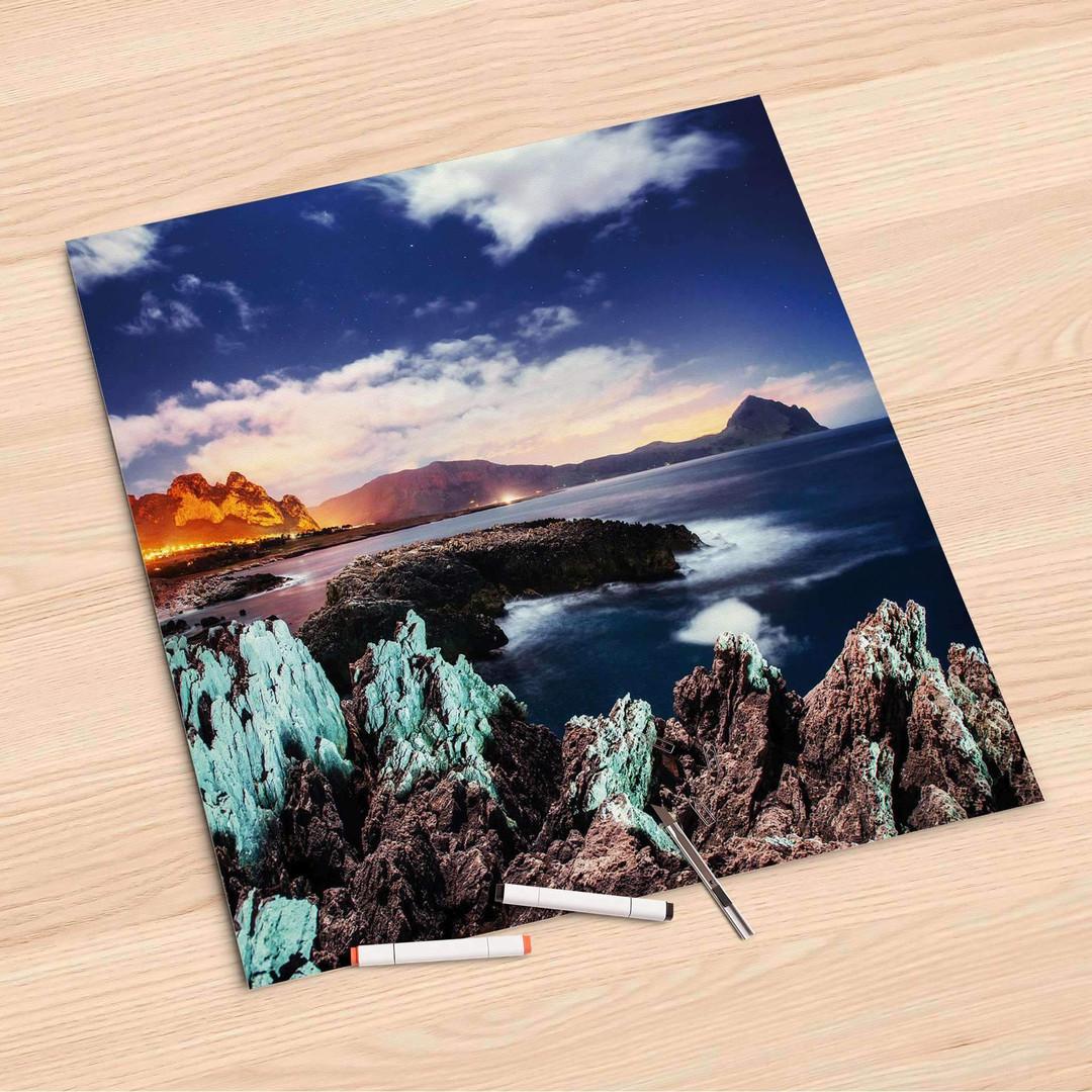 Folienbogen (60x60cm) - Seaside - CR107182