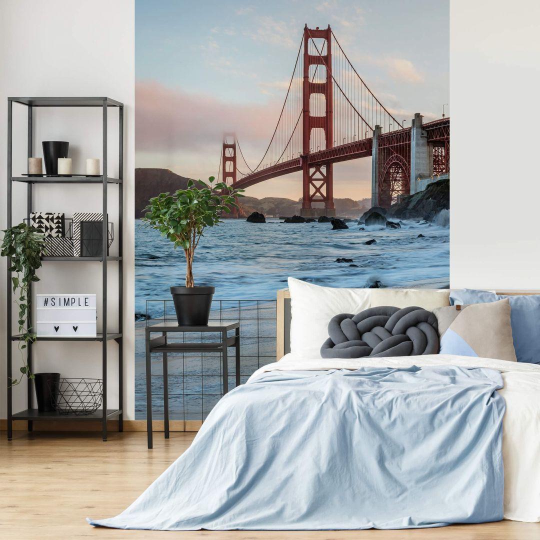 Fototapete Colombo - Golden Gate Bridge - WA252432