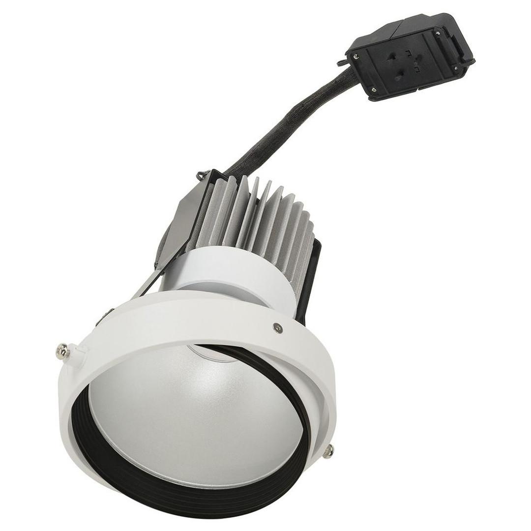 LED-Disk Aixlight Pro 111. matt-weiss, 50°, 2700 K - CL101878