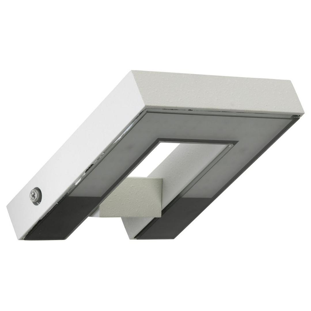 Wandleuchte weiss, Aluguss, schwenkbar, IP44. 16W, LED, 1600lm - CL101895