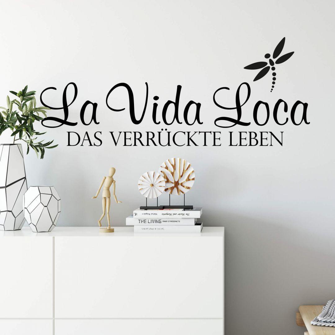 Wandtattoo La Vida Loca - WA213697