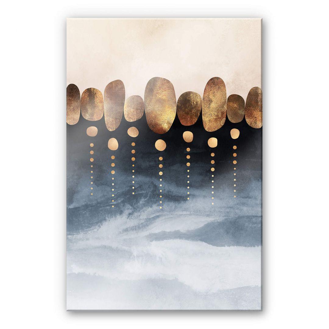 Acrylglasbild Fredriksson - Natürliche Abstraktion - WA288441
