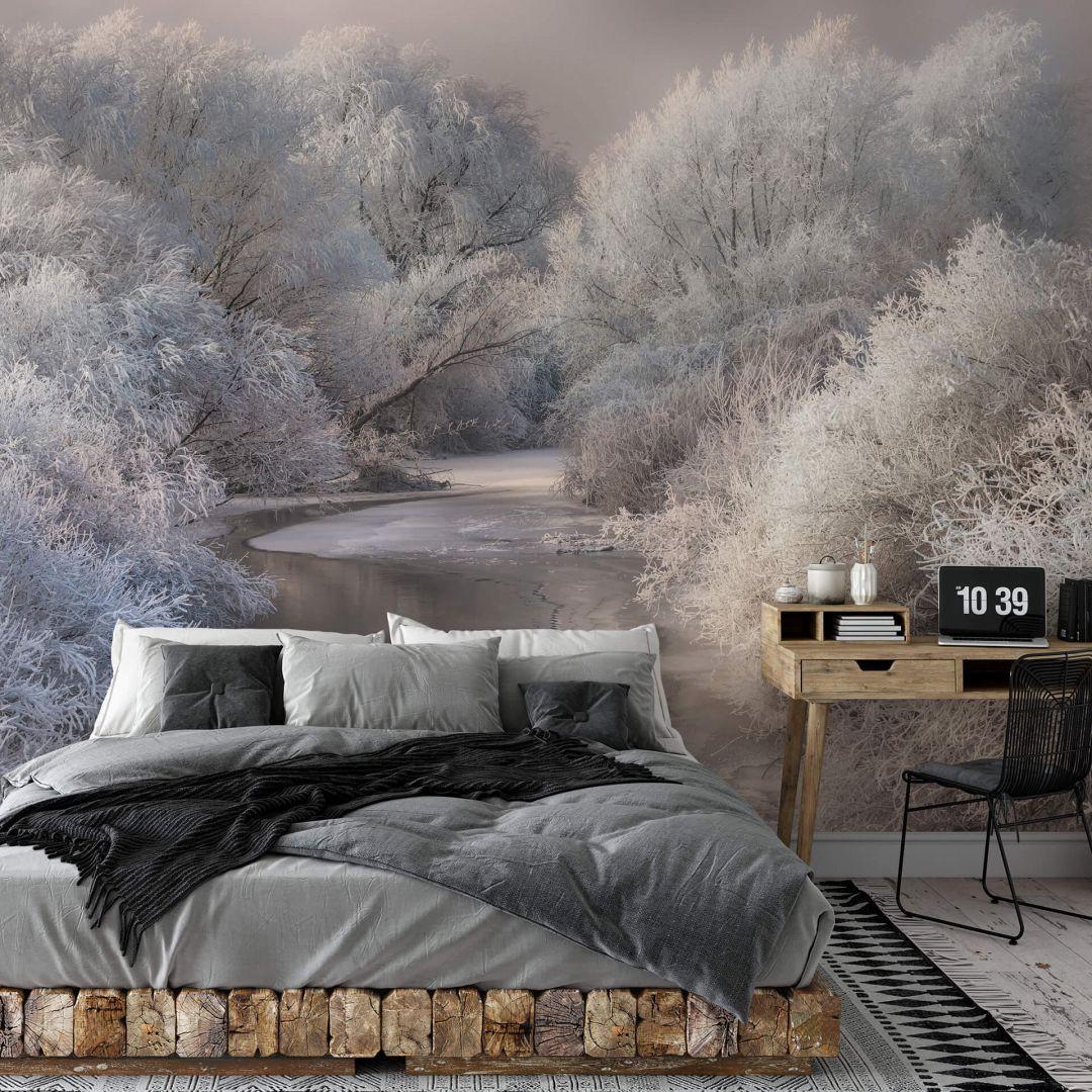 Fototapete Bela - Winterlandschaft - WA288791