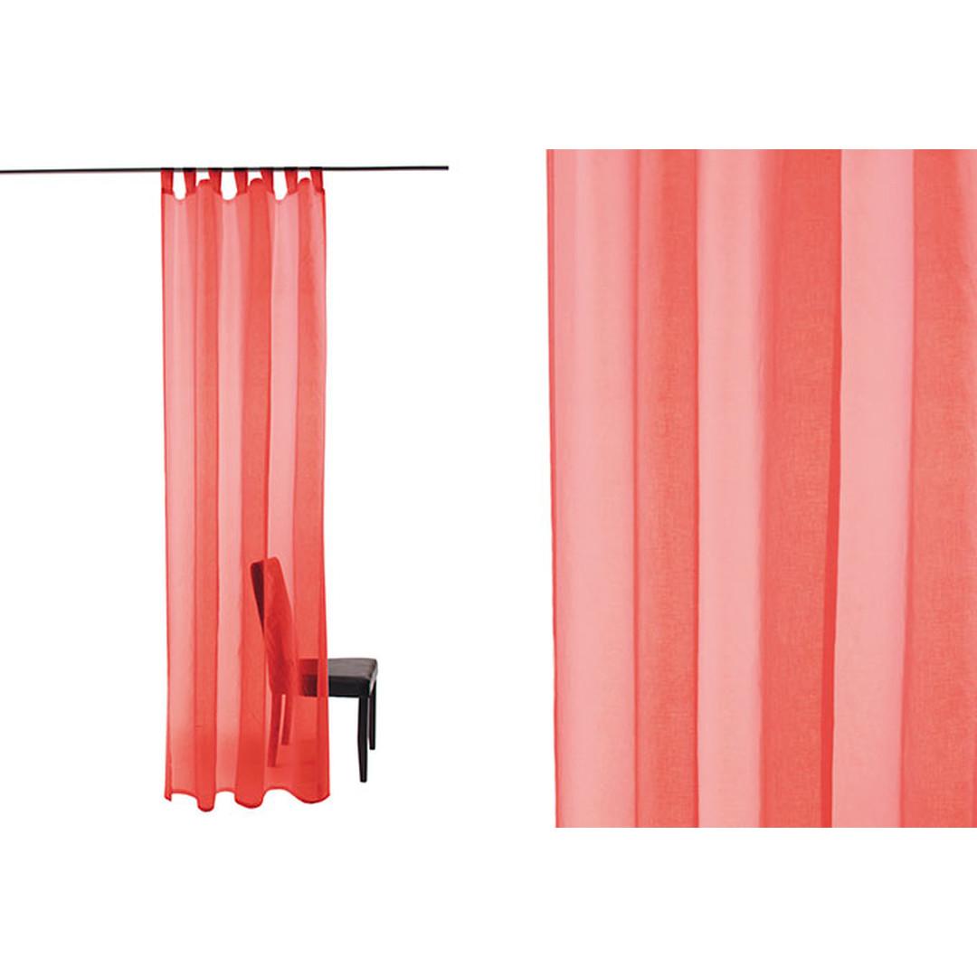 Homing Schlaufenschal Barletta rot - WA23453