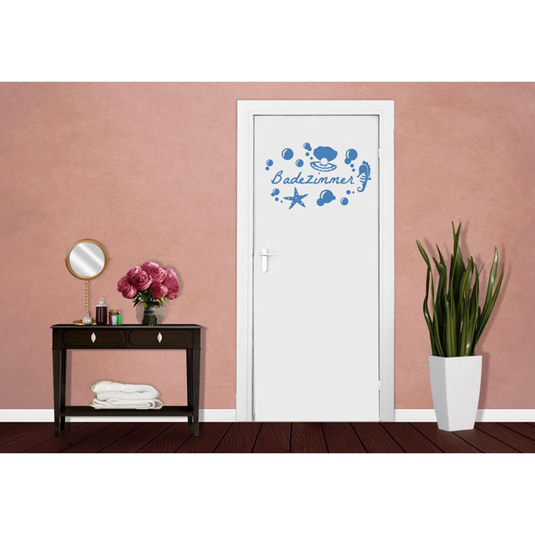Entzückend Badezimmer Wandtattoo Galerie Von