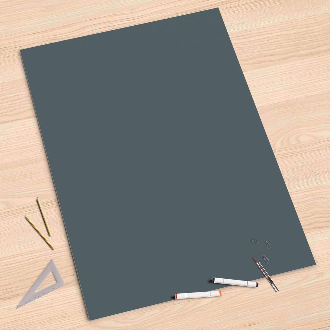 Folienbogen (80x120cm) - Blaugrau Light - CR107274