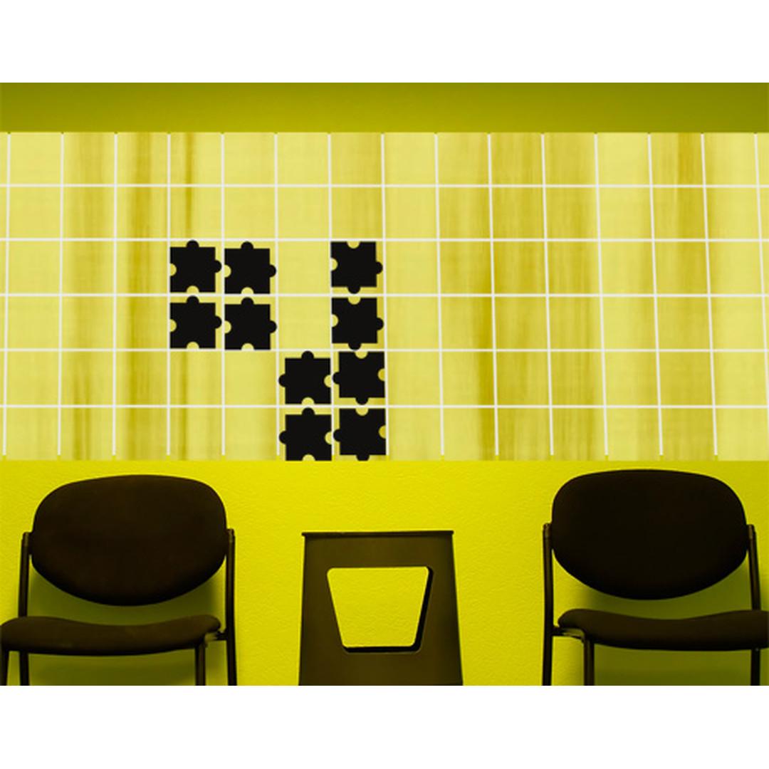 Fliesenaufkleber Zehn Puzzle Set - TD17946
