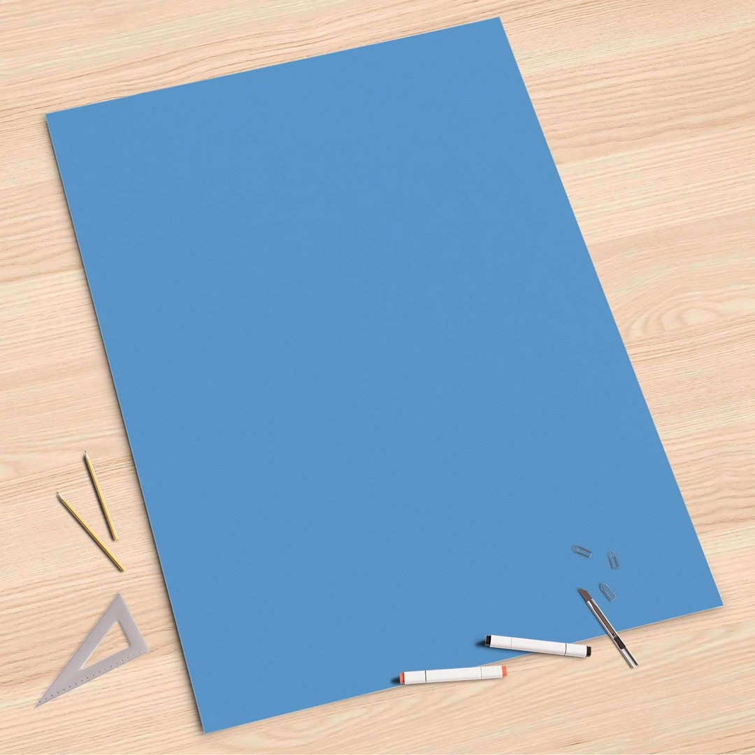 Folienbogen (80x120cm) - Blau Light - CR107272