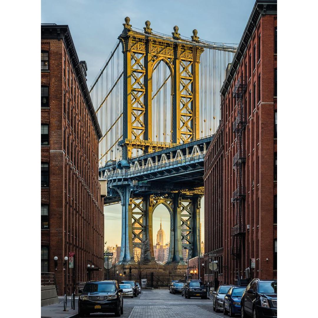 Vliestapete Brooklyn - KOXXL2-013