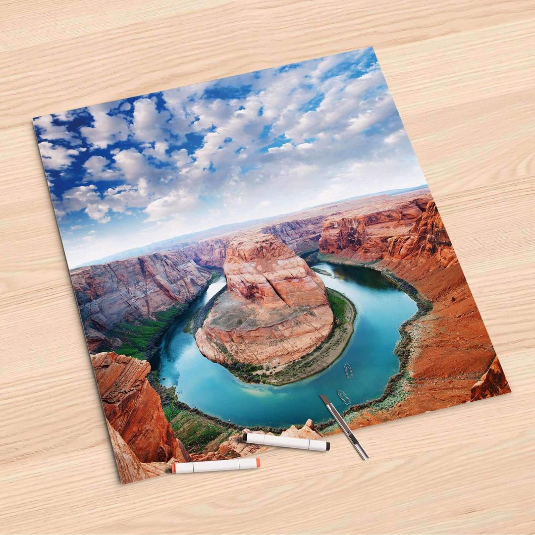 Folienbogen (60x60cm) - Grand Canyon - CR107090