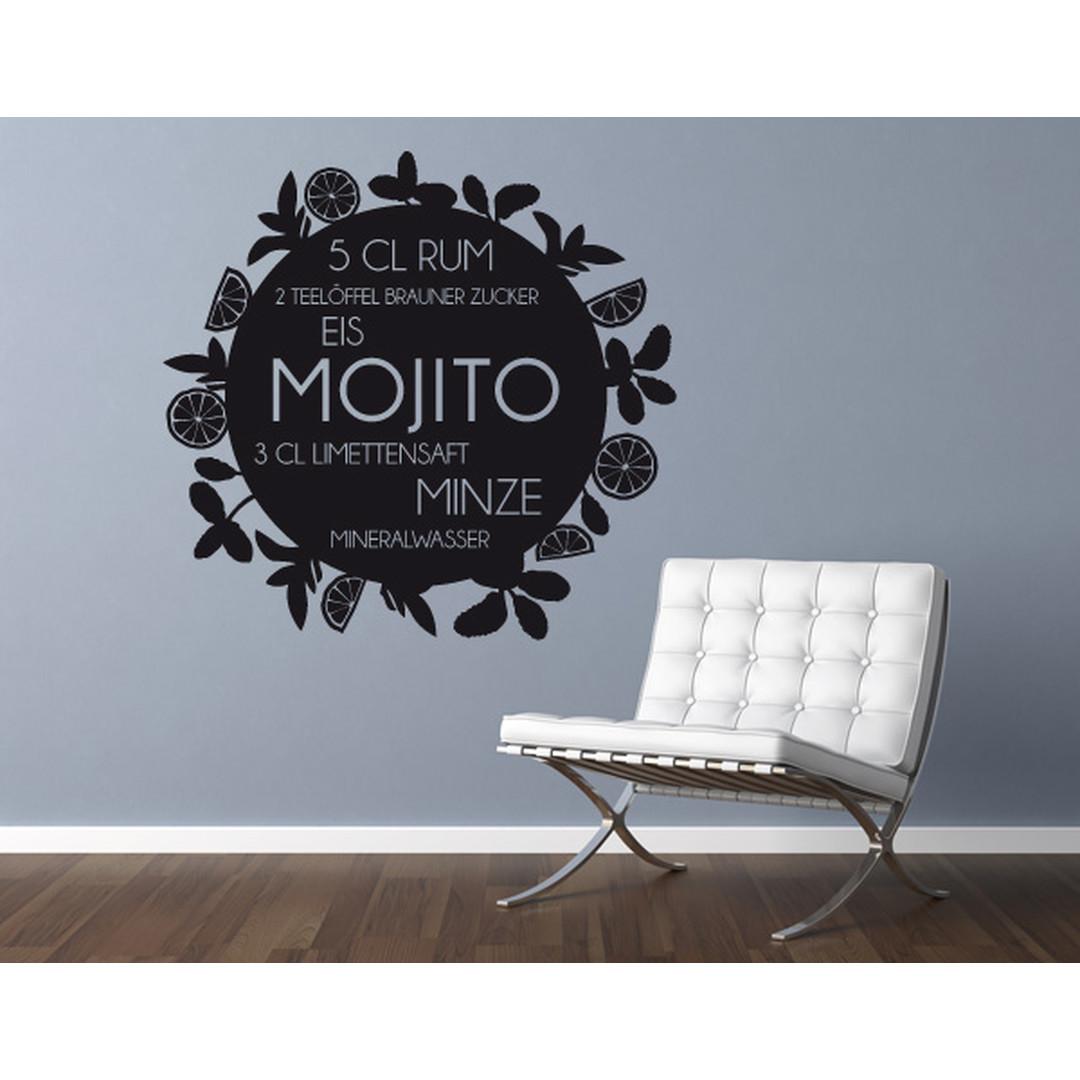 Wandtattoo Mojito - TD16053