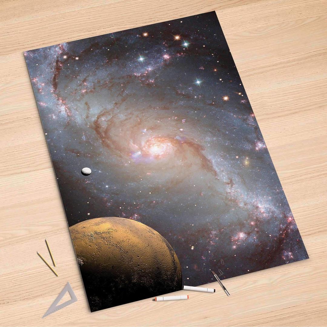 Folienbogen (100x150cm) - Milky Way - CR106217