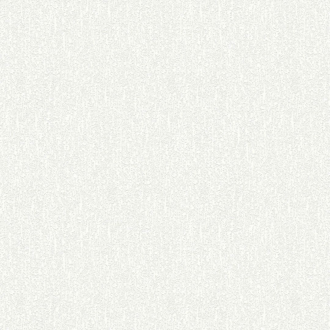 A.S. Création überstreichbare Vliestapete Meistervlies 2020 Tapete weiss, überstreichbar - WA268515