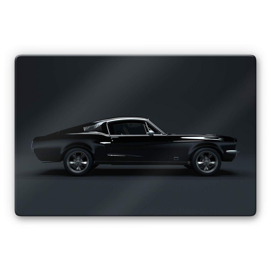 Glasbild - Muscle Car - WA288849