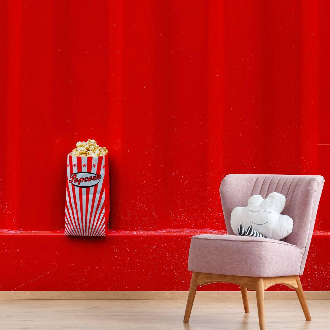 Fototapete Staab - Popcorn - 384x260cm - WA271348