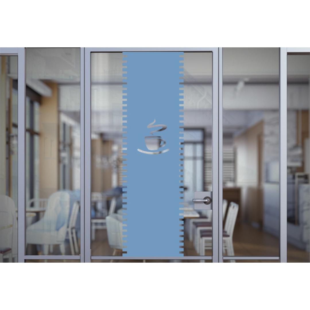Sichtschutz Café Rollo - CG10348