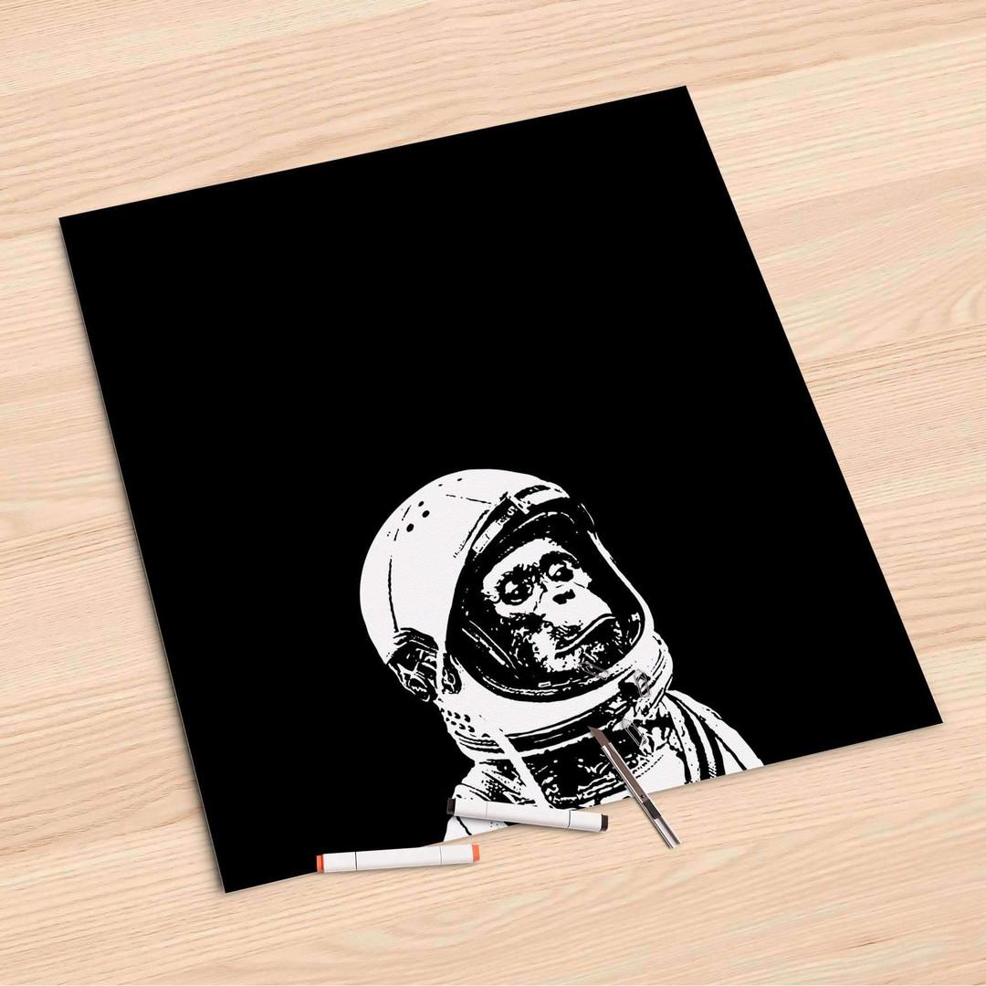 Folienbogen (60x60cm) - Ape in Space - CR107009