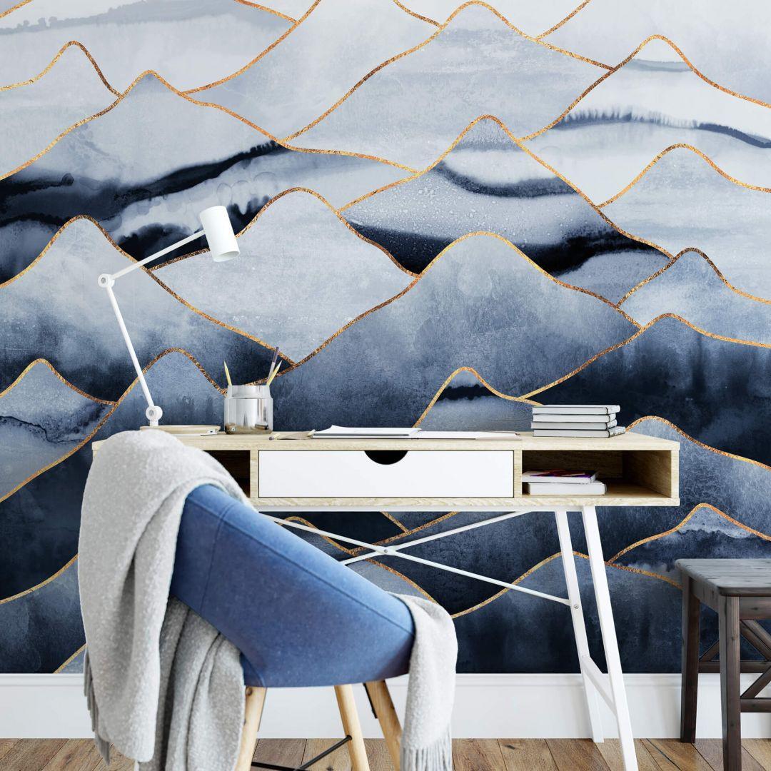 Fototapete Fredriksson - Die Berge - WA252494