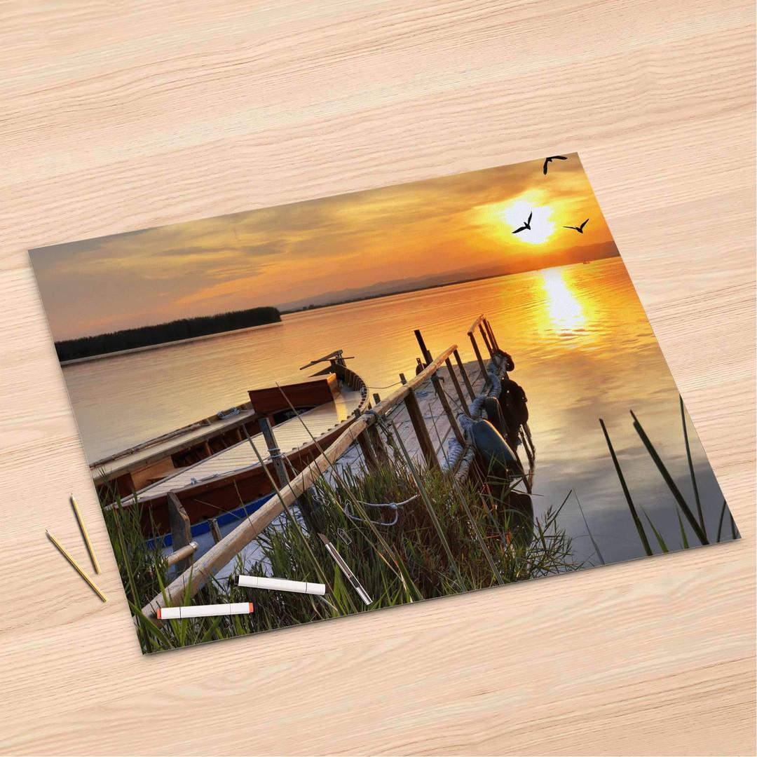 Folienbogen (120x80cm) - Bridge to the sun - CR106345