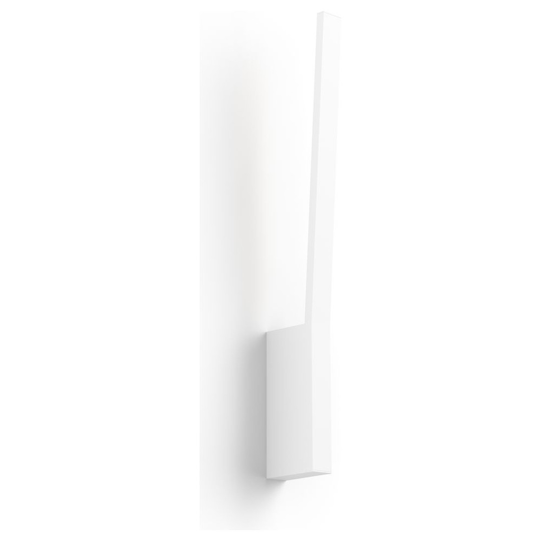 Philips Hue Bluetooth White & Color Ambiance Liane - Wandleuchte Weiss - CL120010