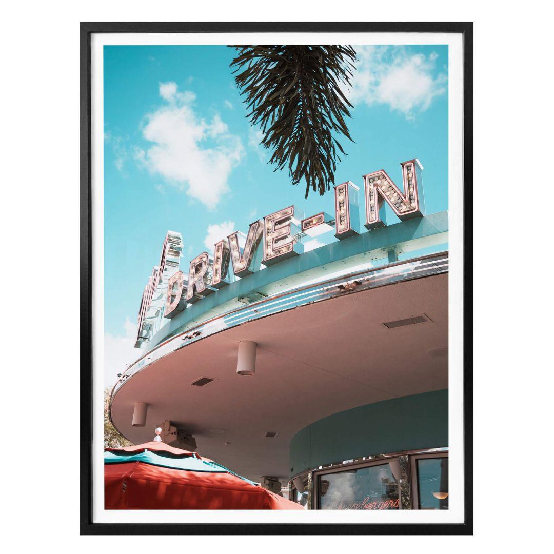 Poster Miami Drive-In - Seitenansicht - WA258662