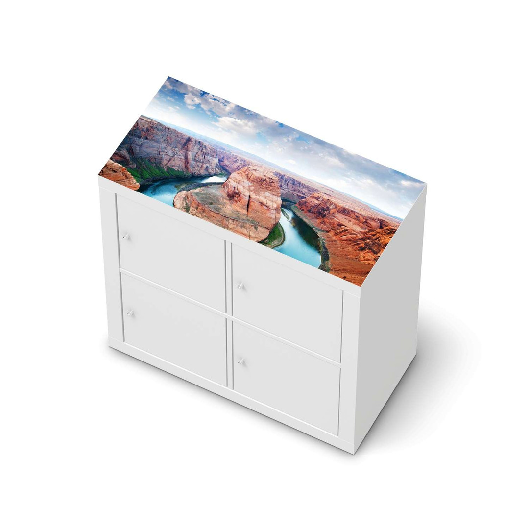 Möbelfolie IKEA Expedit Regal oben - Grand Canyon - CR114634