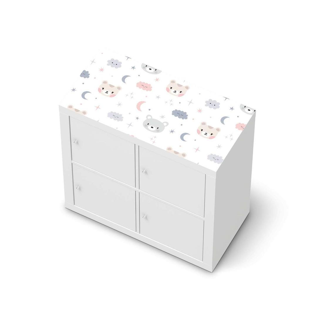 Möbelfolie IKEA Expedit Regal oben - Sweet Dreams - CR114671