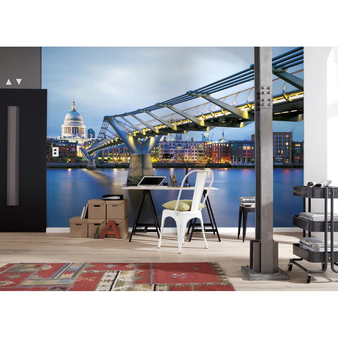 Fototapete Millennium Bridge - KO8-924