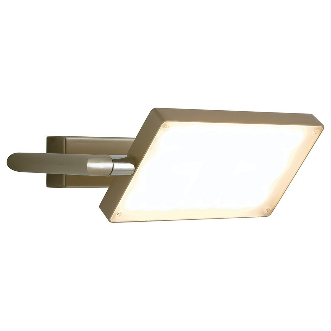 LED Wandleuchte Book in Gold 17W 1300lm IP20 - CL129559