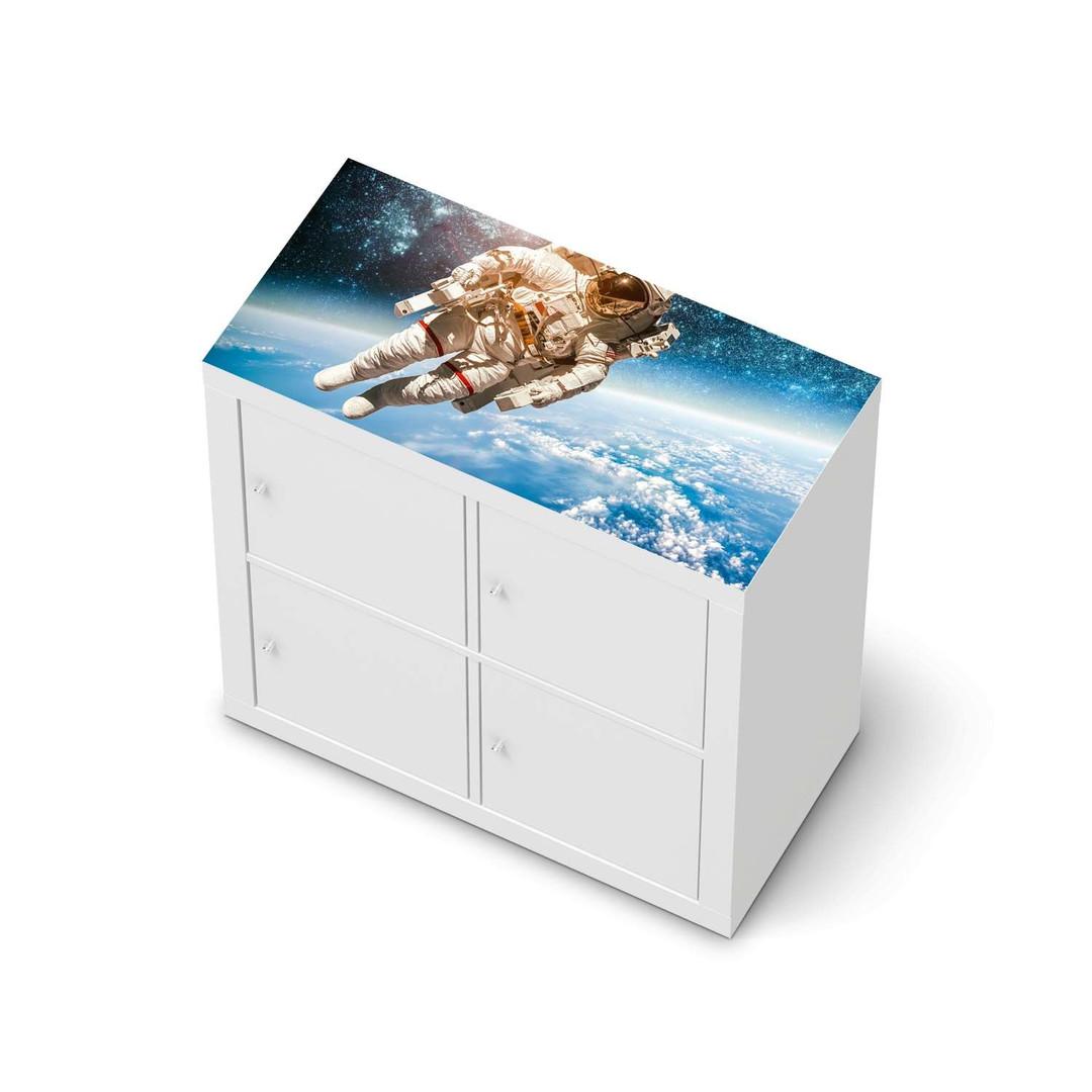 Möbelfolie IKEA Expedit Regal oben - Outer Space - CR114653