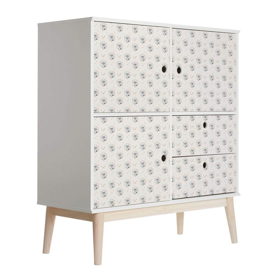 Möbelfolie Kvilis - Waschbär - WA255919