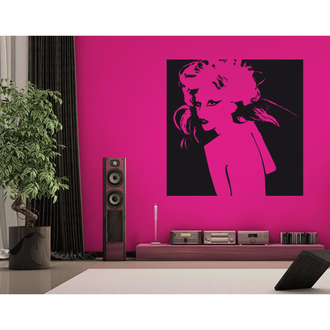 Wandtattoo Wallpaper Gaga I - TD16323