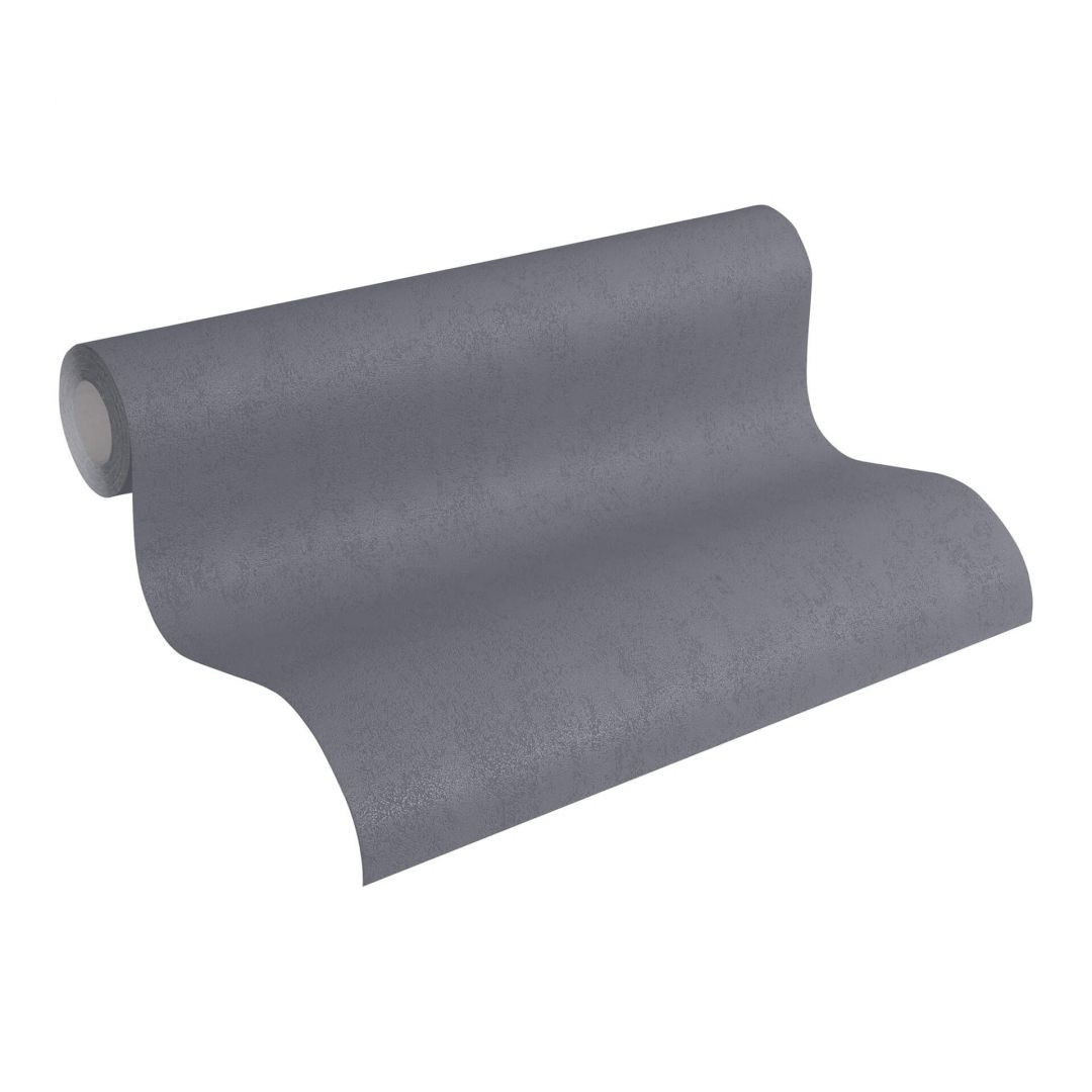 Vliestapete Premium Wall Tapete Unitapete grau - WA251108