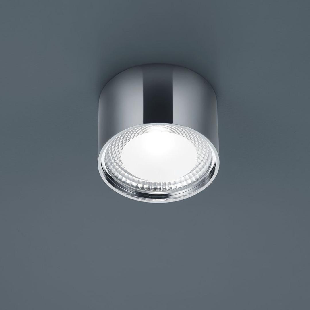 LED Aufbaustrahler Kari in Chrom 12W 1030lm - CL119946