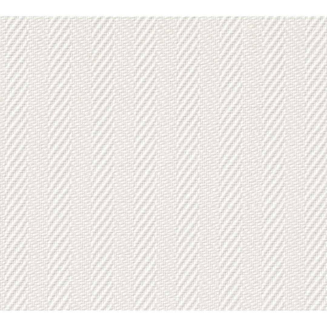 A.S. Création Glasfasertapete stoss- und kratzfest weiss, überstreichbar - WA267633