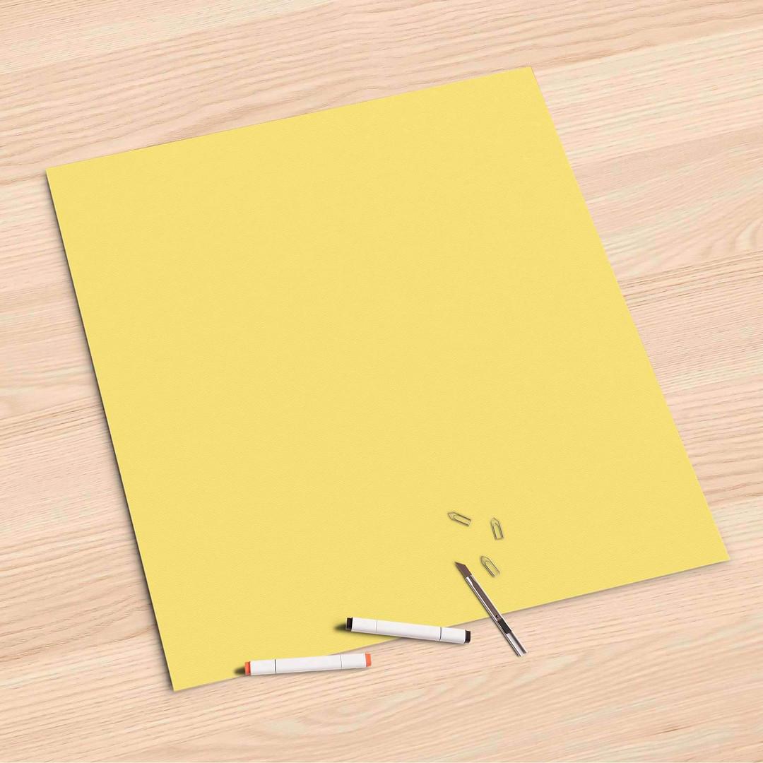 Folienbogen (60x60cm) - Gelb Light - CR107086