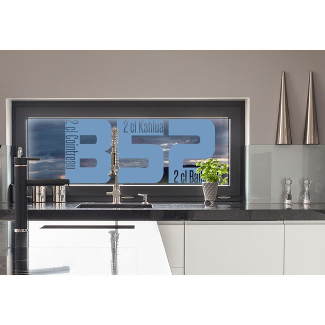 Glasdekor Rezept B52 - CG10375