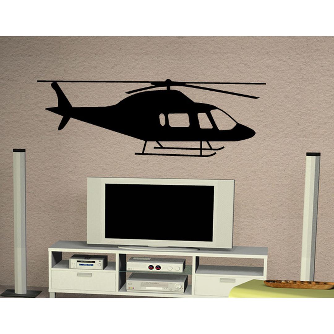 Wandtattoo Helikopter - TD16475