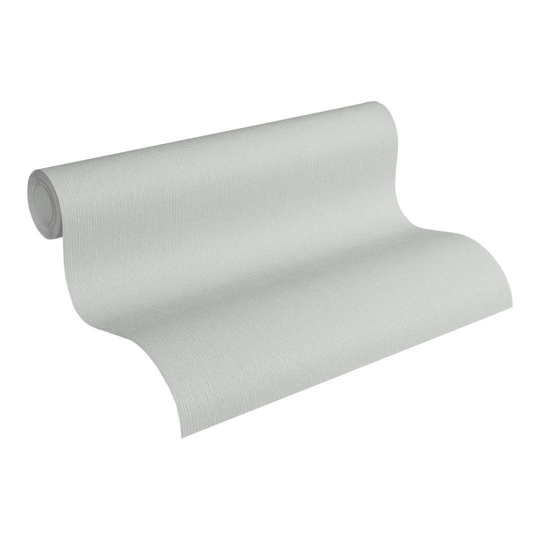 Vliestapete Premium Wall Tapete Unitapete grau - WA251112