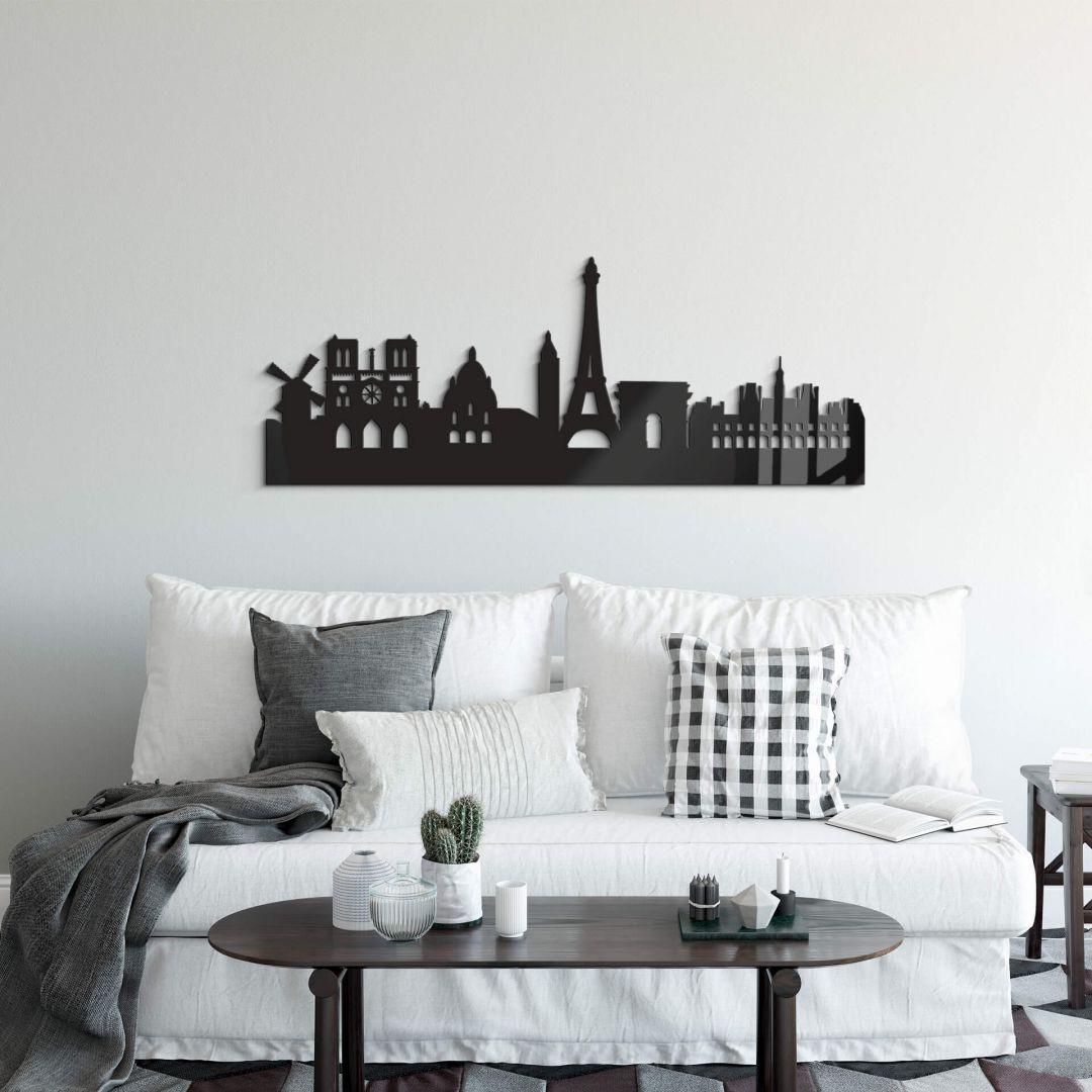 Acryldeko Skyline Paris - WA251510