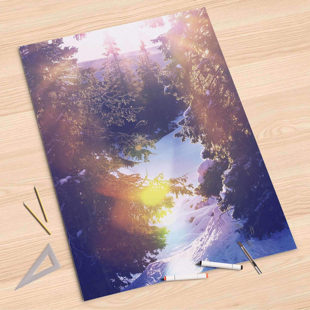 Folienbogen (80x120cm) - Lichtflut - CR107360