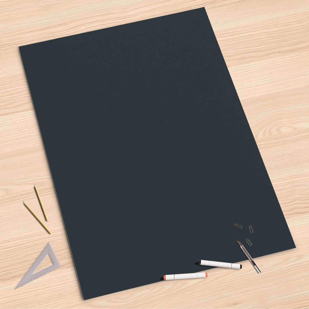 Folienbogen (80x120cm) - Blaugrau Dark - CR107273